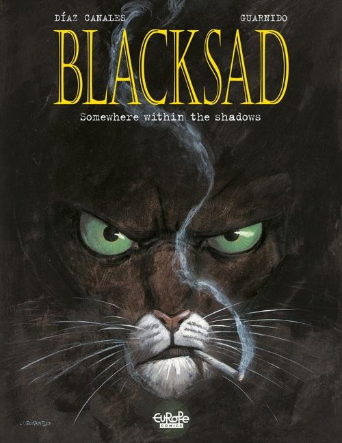 Blacksad - Volume 1 - Somewhere within the shadows