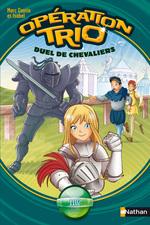 Vente Livre Numérique : Duel de chevaliers  - Isabel - Marc Cantin