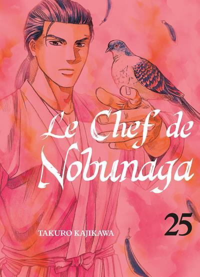 Le chef de Nobunaga T.25