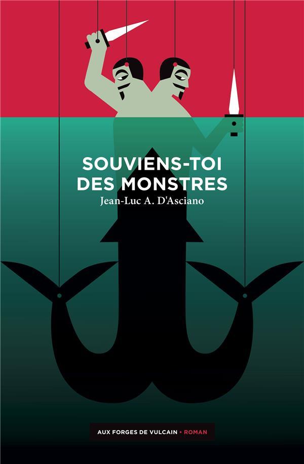 SOUVIENS-TOI DES MONSTRES