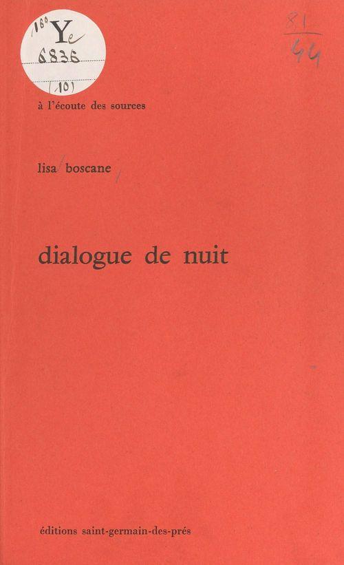 Dialogue de nuit