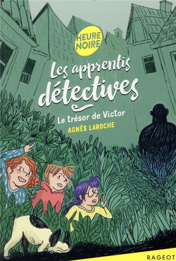 Les apprentis détectives T.4 ; le trésor de Victor