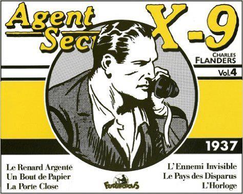 Agent Secret X-9 T.4 ; 1937