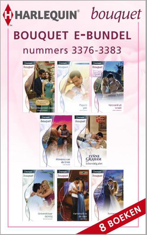 Bouquet e-bundel nummers 3376 - 3383