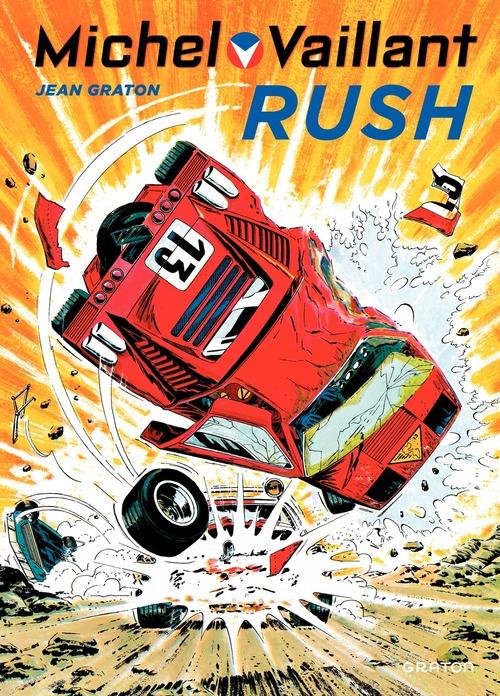 Michel Vaillant - tome 22 - Rush