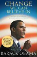 Vente Livre Numérique : Change We Can Believe In  - Barack Obama