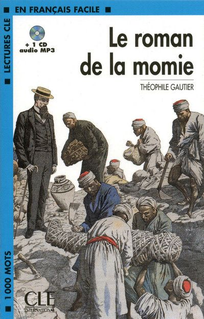 Roman De La Momie + 1 Cd Mp3