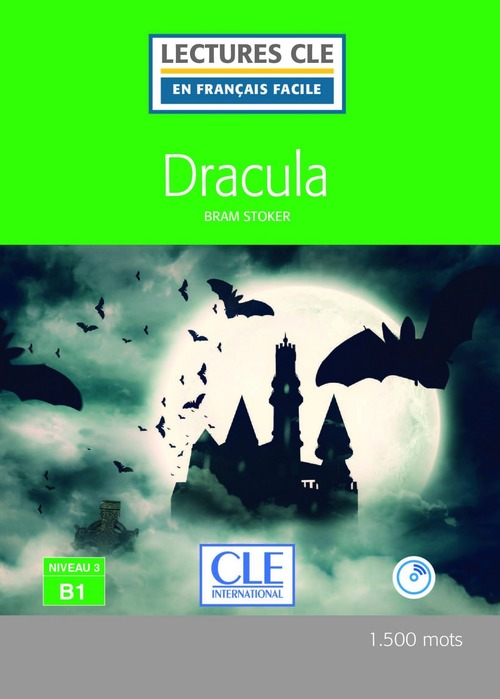 Dracula lecture fle + cd audio 2e edition