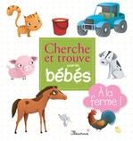 Vente Livre Numérique : À la ferme !  - Mélanie Grandgirard