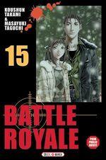 Vente EBooks : Battle Royale T15  - Koushun Takami