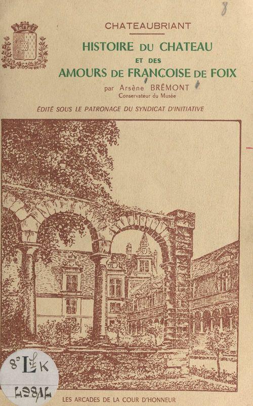 Châteaubriant  - Arsène Brémont