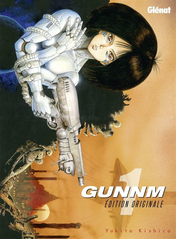 GUNNM - EDITION ORIGINALE - TOME 01 Kishiro Yukito