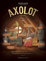 Vente Livre Numérique : Axolot T04  - Patrick Baud