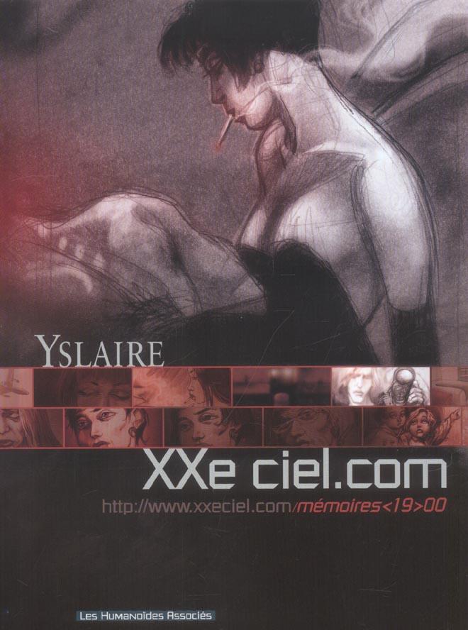 XXe ciel.com T.3 ; mémoires<19>00