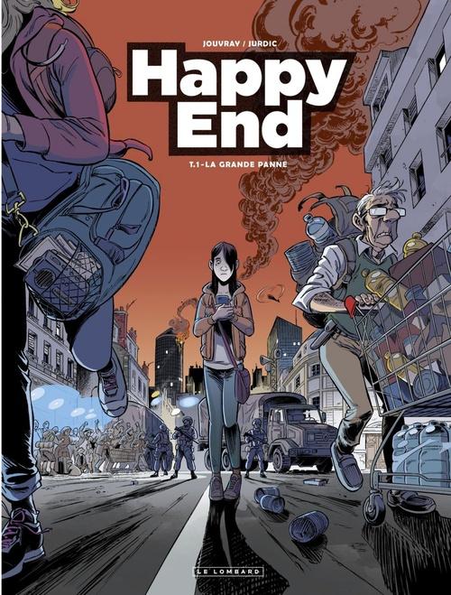 Happy end T.1 ; la grande panne