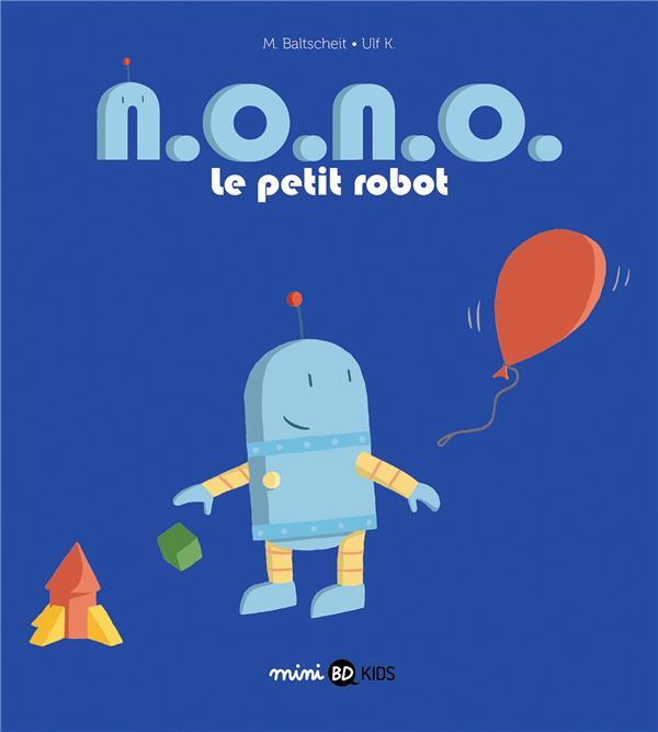 N.O.N.O. le petit robot