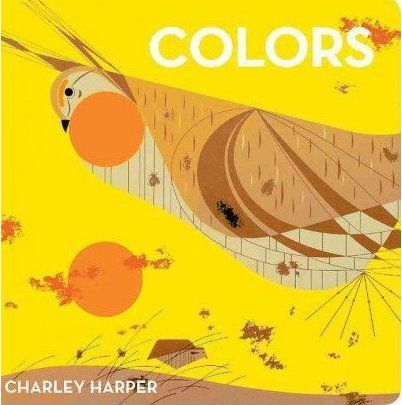 Charley harper colors (skinny edition)