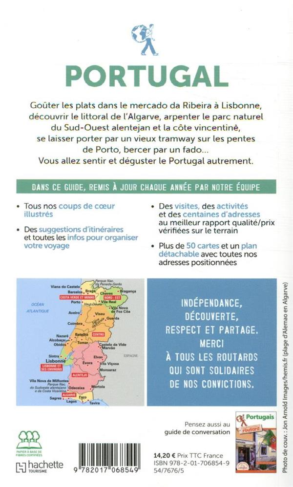 Guide du Routard ; Portugal (édition 2020)