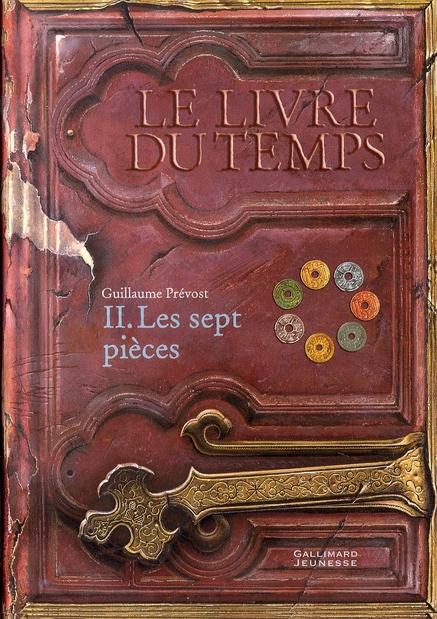 Le livre du temps T.2 ; les sept pièces