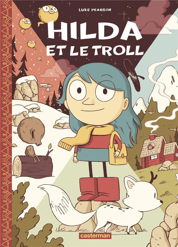 Hilda t.1 ; Hilda et le troll