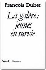 Vente Livre Numérique : La Galère : Jeunes en survie  - François DUBET