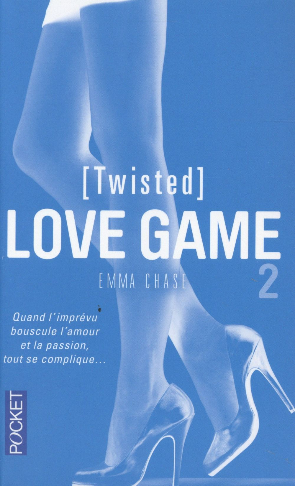 Chase Emma - LOVE GAME T.2  -  TWISTED
