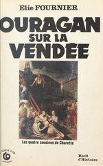 Ouragan sur la Vendée
