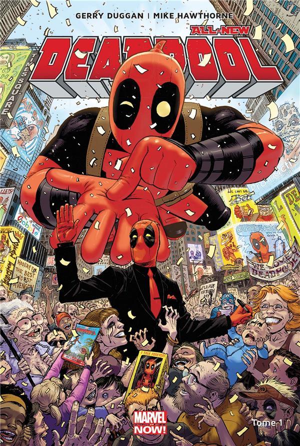 All new Deadpool T.1