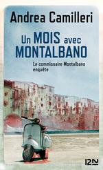 Vente Livre Numérique : Un mois avec Montalbano  - Andrea Camilleri