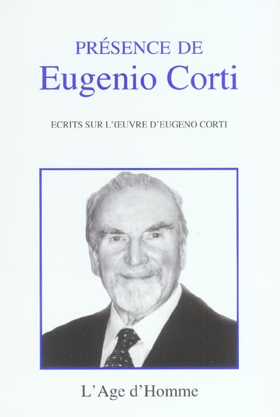 Presence de eugenio corti