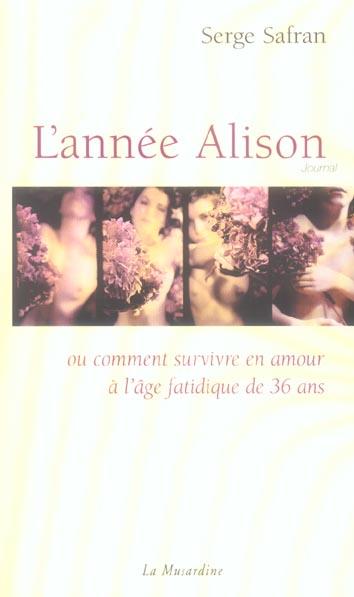 Alison ou comment survivre en amour