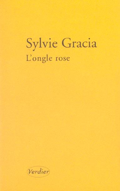L'ongle rose