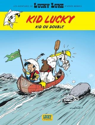 Les aventures de Kid Lucky d'après Morris T.5 ; Kid ou double