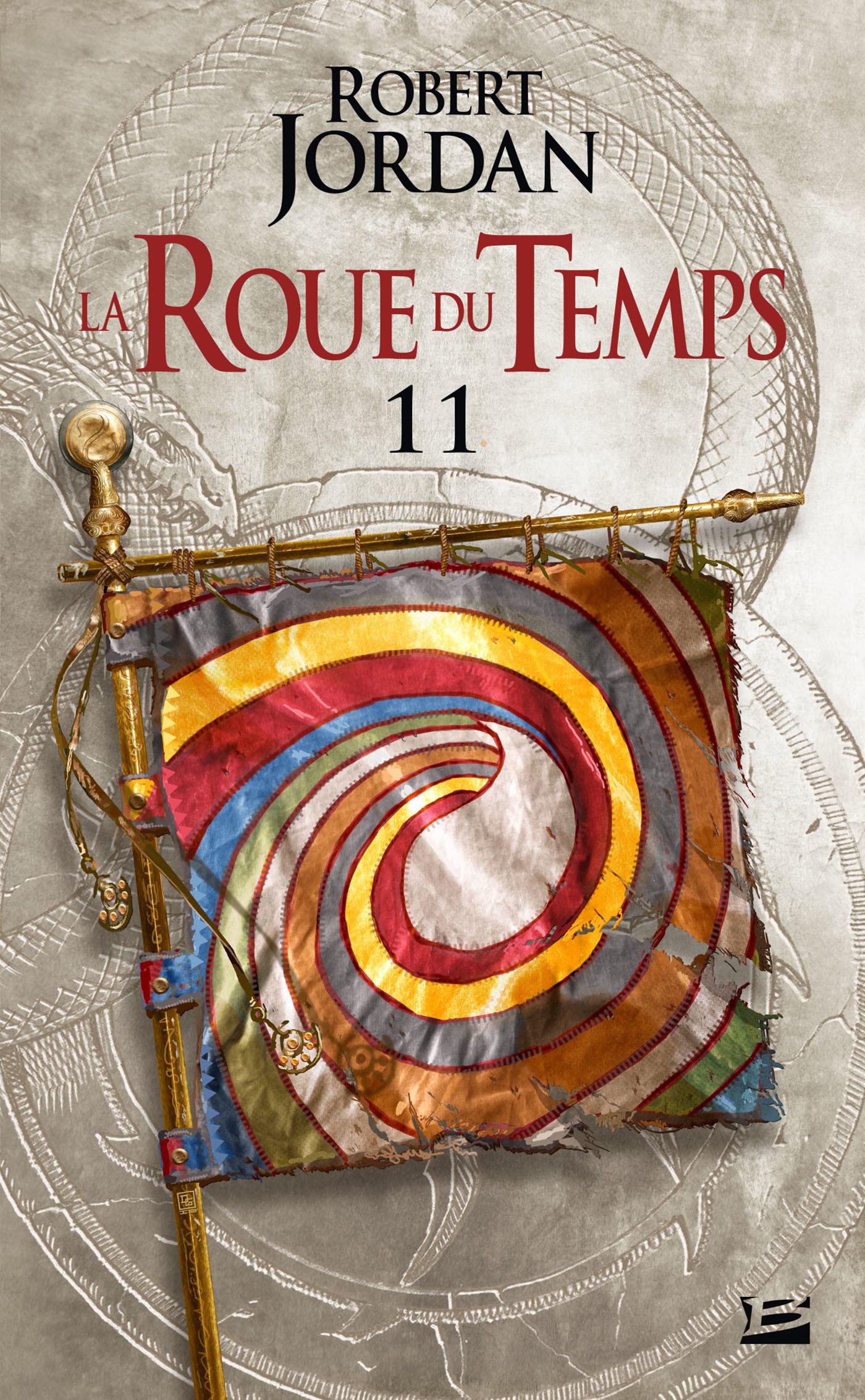 La roue du temps T.11 ; le seigneur du chaos : première partie