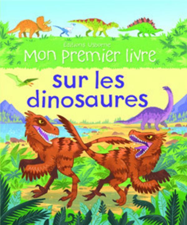 mon premier livre sur les dinosaures