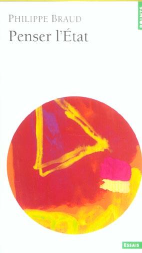 Penser l'etat. science politique - vol02