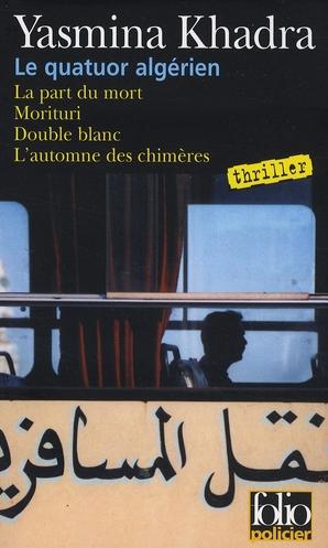 le quatuor algérien ; les enquêtes du commissaire Llob