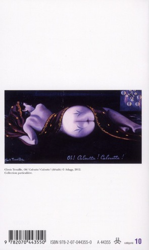 Eros émerveillé ; anthologie de la poésie érotique française