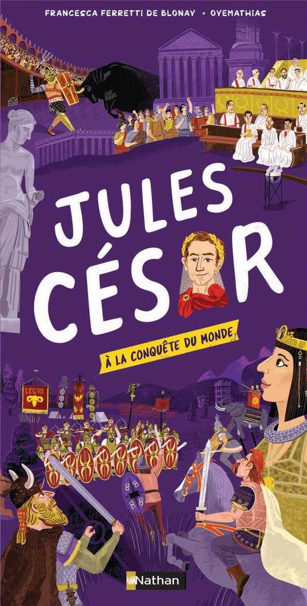 Jules César à la conquête du monde