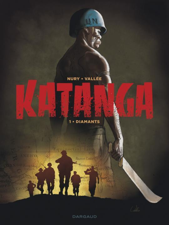 KATANGA T.1  -  DIAMANTS Nury Fabien