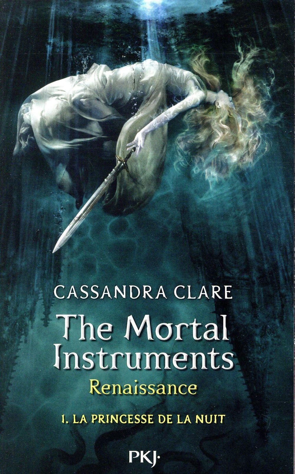 The mortal instruments - renaissance T.1 ; la princesse de la nuit