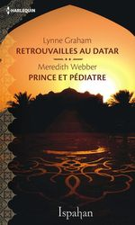 Vente Livre Numérique : Retrouvailles au Datar - Prince et pédiatre  - Meredith Webber