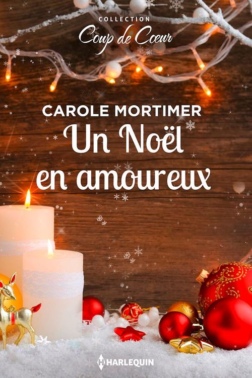 Vente EBooks : Un Noël amoureux  - Carole Mortimer