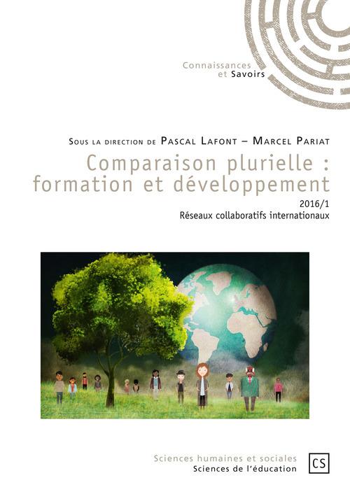 Comparaison plurielle : formation et développement t.1