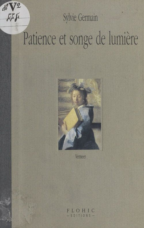 Patience et songe de lumière  - Germain  - Sylvie Germain