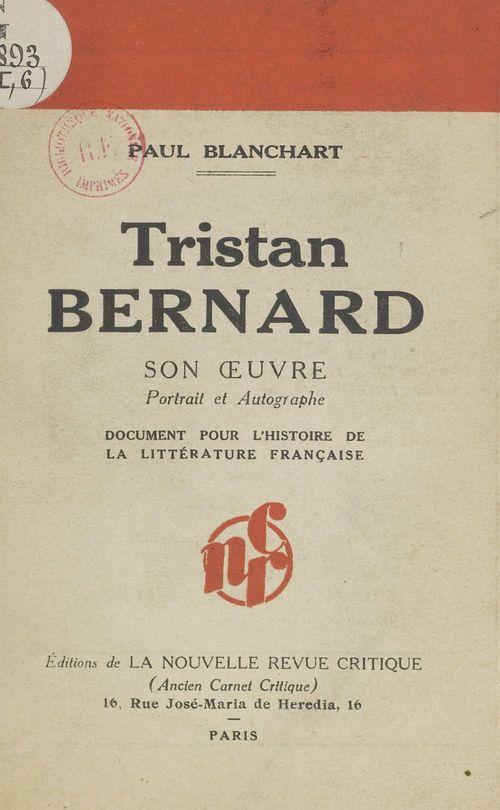 Tristan Bernard