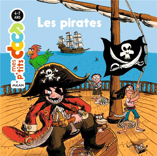 LES PIRATES  LEDU, STEPHANIE