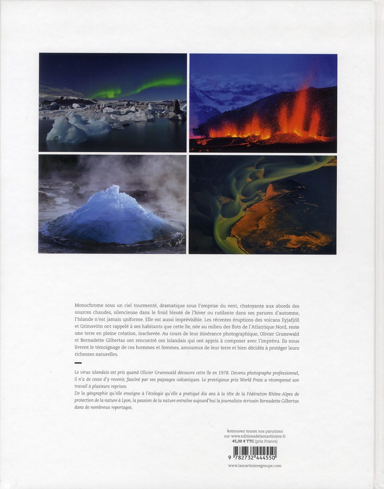 Islande, l'île inachevée