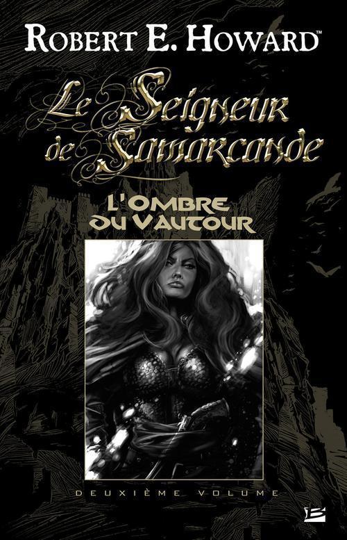 Le seigneur de Samarcande t.2 ; l'ombre du vautour