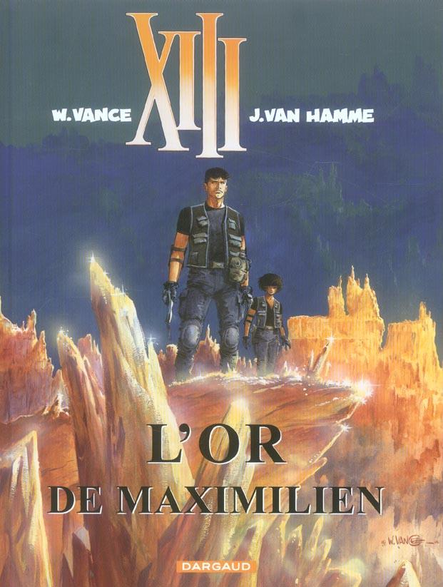 TREIZE (XIII) T17 L-OR DE MAXI